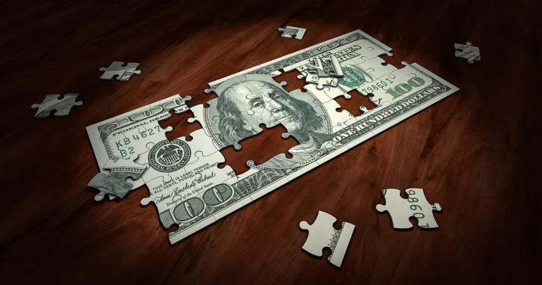 доллар пазл